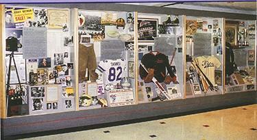 Sports Museum Interior