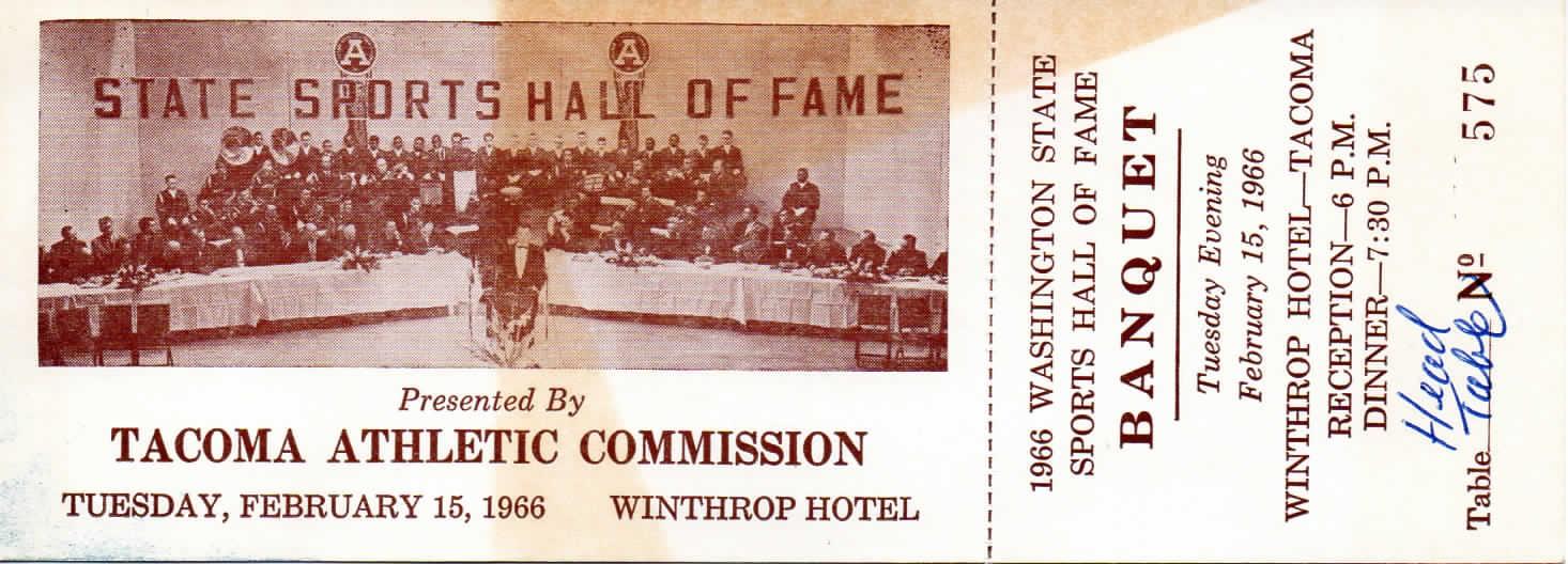 1966 Ticket