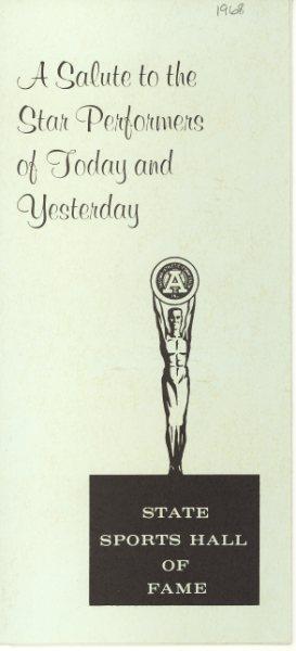 1968 State HOF Program
